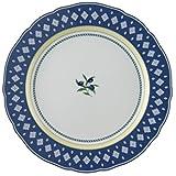 Hutschenreuther Maria Theresia Bajoplatos con Borde Alto, Medley Vicenza, Porcelana, 31 cm, 10031
