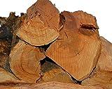 APFEL Smokerholz 15Kg von Landree® , aromatisches 100% natürliches Räucherholz für Smoker und große Kugelgrills, sauber, trocken, Versandkostenfrei