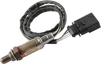MOSTPLUS 06A906265F 06A906265P 1 Stück Lambdasonde Lamdasonde Regelsonde Kompatibel mit A3 8L 1.6 1.8 BORA 1J GOLF 4 1.4 1.6 Vor Kat