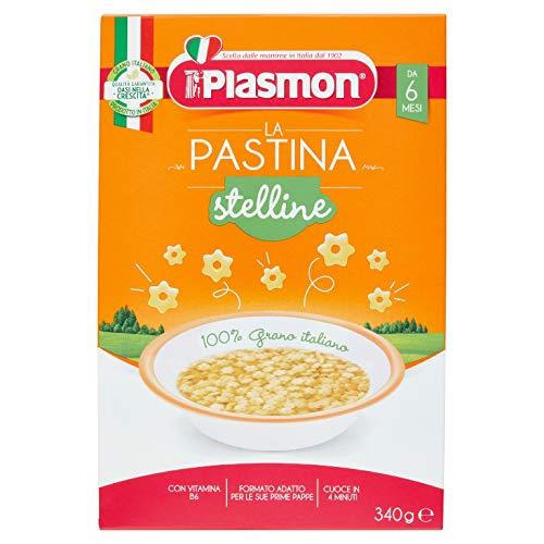Plasmon Pastina Stelline, 340g