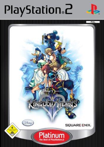 Square Enix Kingdom Hearts II Platinum (PS2)