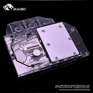 Bykski N-ST2070MINI-X GPU ブロック ZOTAC GeForce RTX2070-8GD6 Mini OC 5V RGB用
