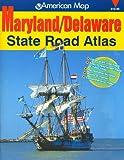 Maryland/Delaware State Road Atlas
