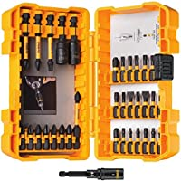 Dewalt Impact Ready Flextorq 35-Piece Steel Screwdriver Bit Set