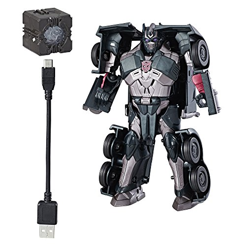 Transformers Allspark Tech Starter Pack Shadow Spark Optimus Prime