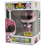 Funko 12577–Power Rangers Ranger, Rosa Metálico