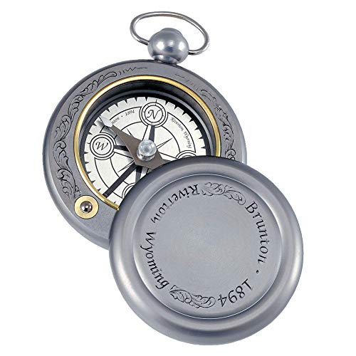 Brunton - USA 1894 Gentleman's Compass