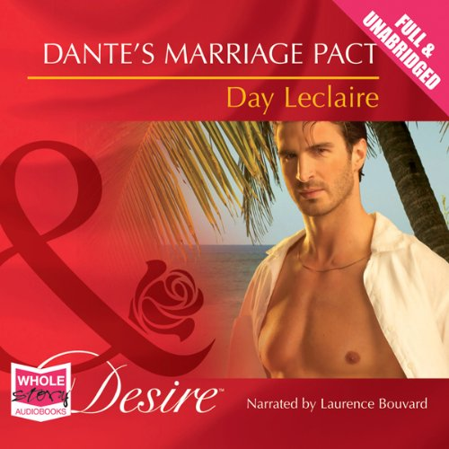 Dante's Marriage Pact cover art