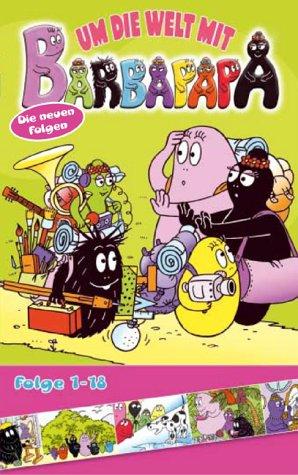 Um die Welt mit Barbapapa (1)