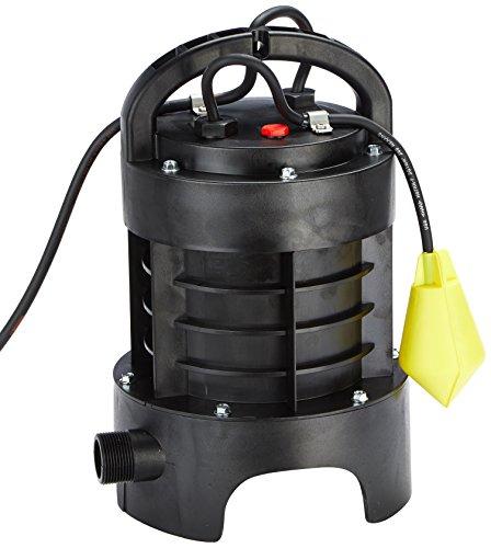 SFA sfpump Sani Pump–Bomba sumergible de acero inoxidable con mecanismo de corte,...