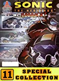 Sonic Hedgehog Special: Collection 11 Comic Cartoon Graphic Novels Adventure Of Sonic For Children (English Edition)