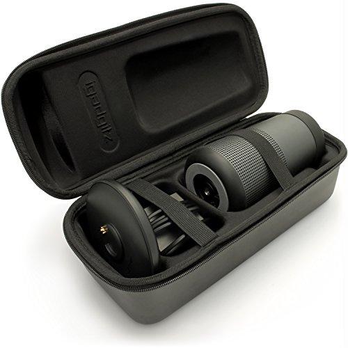 iGadigtz U6703 EVA Funda de Viaje Estuche Rígido Compatible con Bose SoundLink...