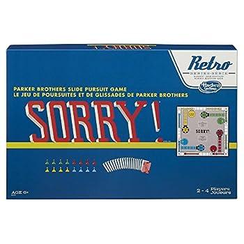 Retro Series Sorry! 1958 Edition Game