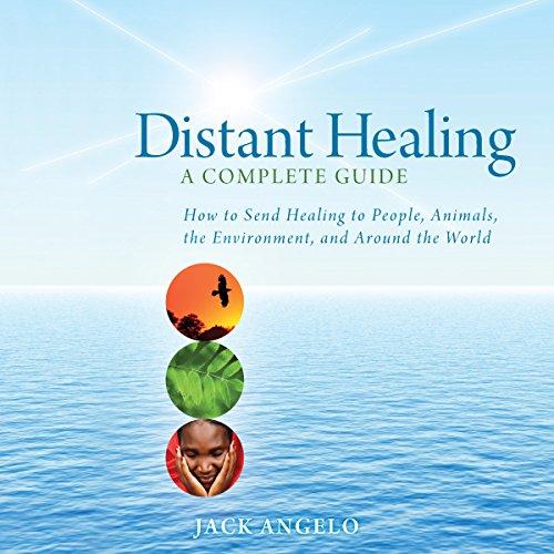 Distant Healing audiobook cover art
