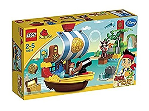 LEGO 10514 - Duplo Jake, Piratenschiff Bucky