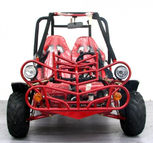 Kandi Smart DealsNow Brings Brand New 150cc 2-seat Go Kart with reverse