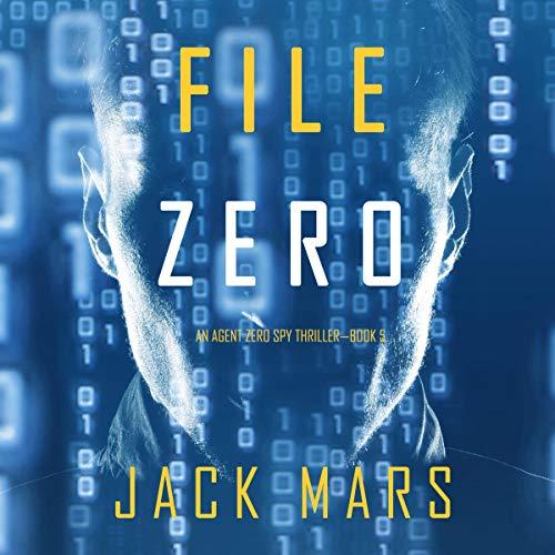 File Zero audiobook cover art