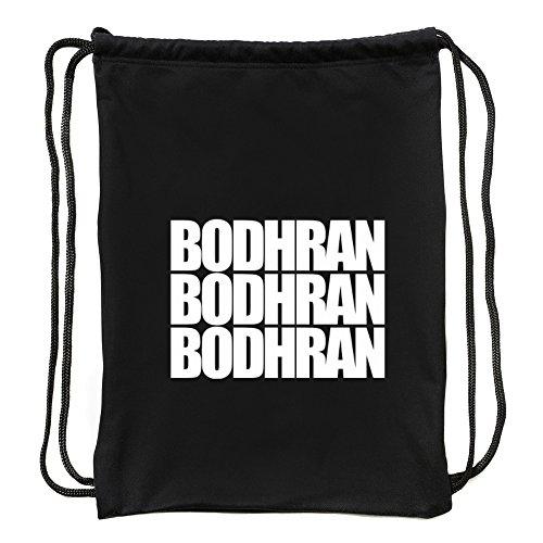 Eddany Bodhran Three Words Turnbeutel