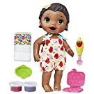 Baby Alive Super Snacks Snackin' Lily (African American) (Amazon Exclusive),Multicolor