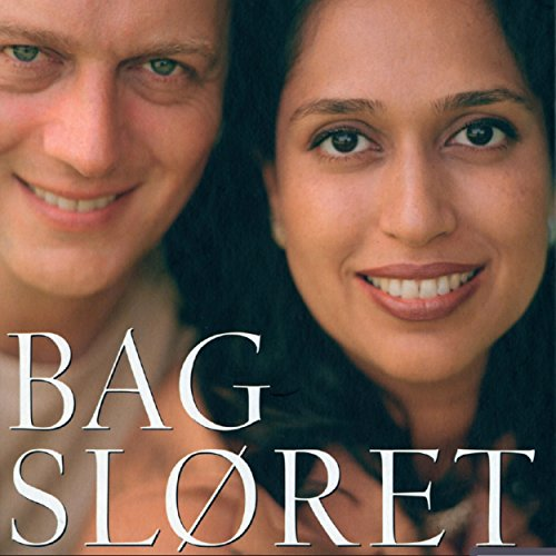 Bag sløret audiobook cover art
