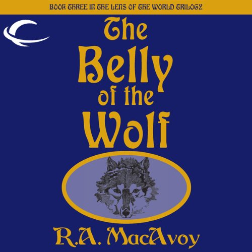 The Belly of the Wolf audiobook cover art