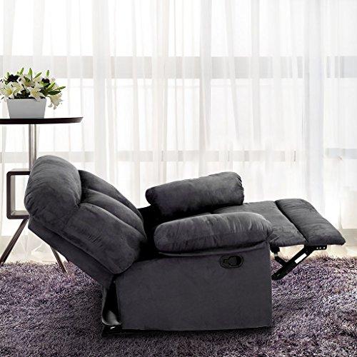 LANGRIA Living Padded Recliner Sofa Chair...