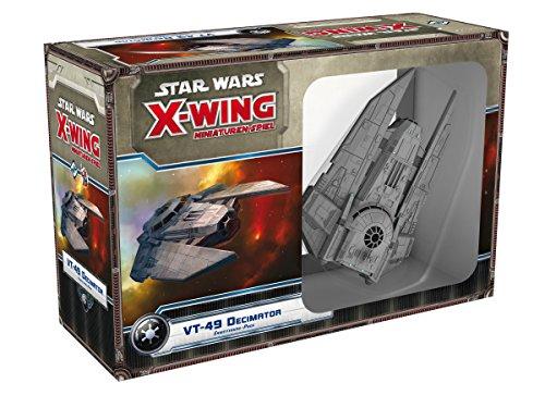 Heidelberger - Star Wars X-Wing - VT-49 Decimator, Erweiterung-Pack...