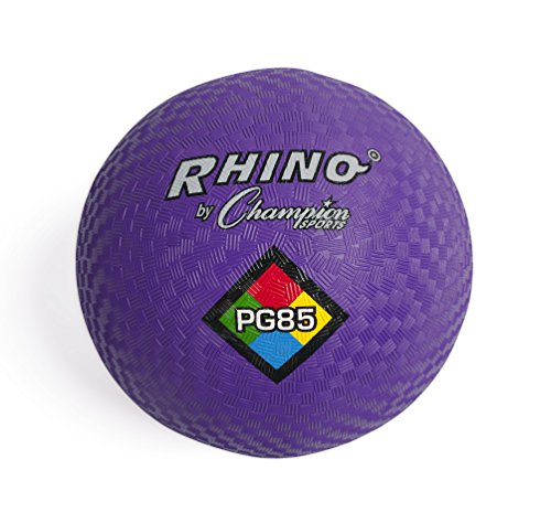 Champion Sports Playground Ball (Purple, 8.5-Inch)