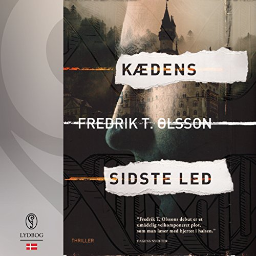 Kædens sidste led (Danish Edition)  audiobook cover art