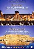 Versailles, la visite - Le Louvre, la visite - Coffret [Francia] [DVD]