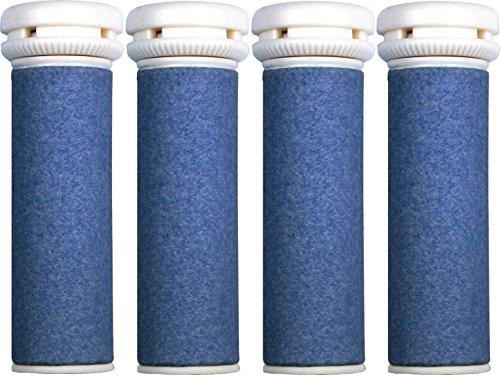 4 x Express Pedi Refill Extra Grob Ersatzrollen für Scholl