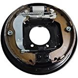 2013-15 Chevy Cruze Drum Brake Shoe Kit Cylinder Backing Plate Right 13381403