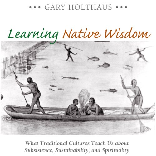 Learning Native Wisdom audiobook cover art