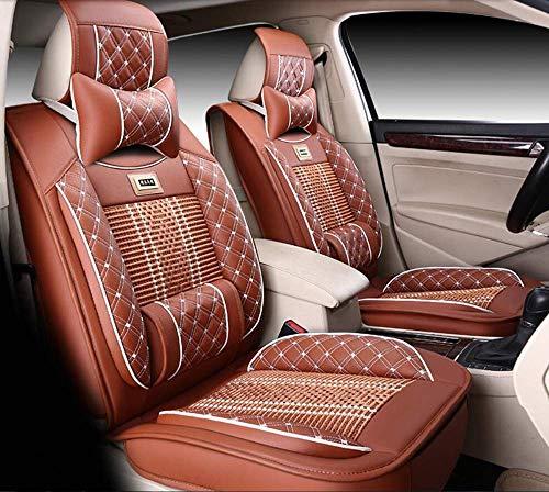 Protector de asiento de automóvil Protector de automóviles Compatible con cubierta de asiento de automóvil Serie Audi Series transpirable Cobertura completa Cojín de asiento A1, A3, A4, A5, A6, A7, A8