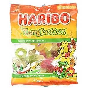 haribo tangfastics, 140 g, pack of 12 Haribo Tangfastics, 140 g, Pack of 12 51CCkHVsELL