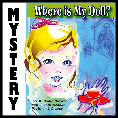 Where Is My Doll audiobook cover art