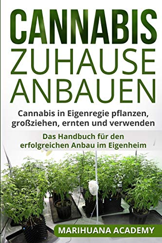 Cannabis zuhause anbauen: Cannabis in...