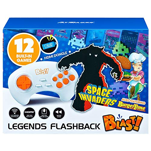 Legends Flashback Blast!