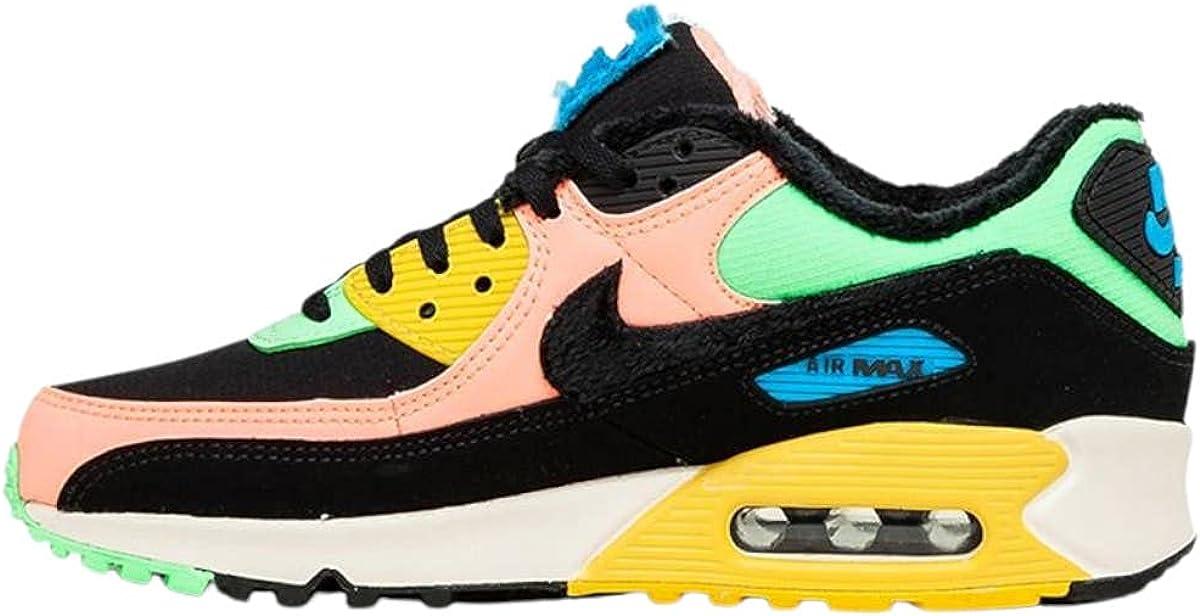 Buy Nike Air Max 90 Atomic Pink Solar Flare Women CT1891-600 ...