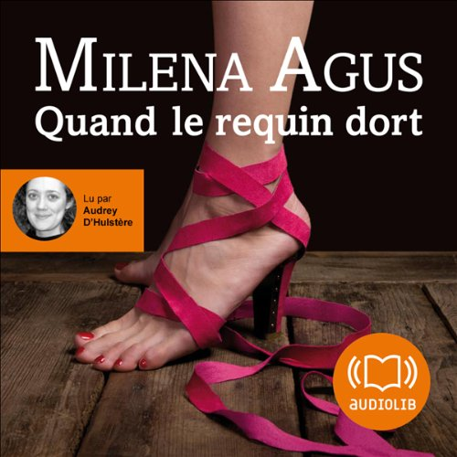 Quand le requin dort audiobook cover art