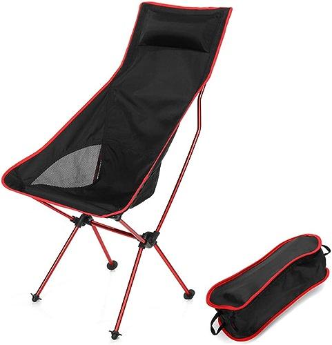 ZDYWANG Activités de Plein air de pêche portative de BBQ de Chaise de Camping Se Pliante légère de Camping d'Oxford