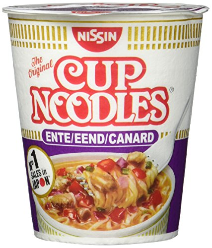 Cup Noodles Ente 8er Pack (8 x 65g)