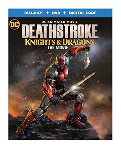 Deathstroke: Knights & Dragons (Blu-ray/DVD/Digital)