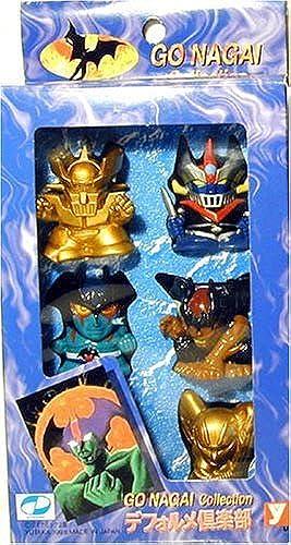 Venta en línea precio bajo descuento Go Nagai SD Figure Set Set Set [Toy] by Go Nagai  Con precio barato para obtener la mejor marca.