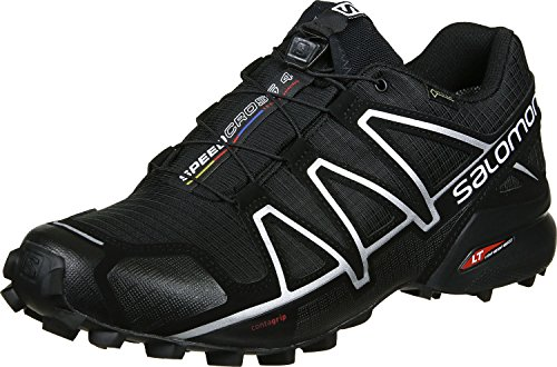 Salomon Speedcross 4 GTX Zapatillas Impermeables de Trail Running Hombre