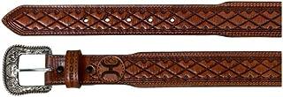 Tapered Belt, Light Chestnut