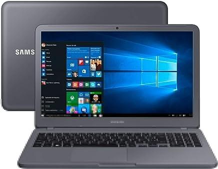 "Notebook Samsung Essentials E30, Intel Core i3  7020U, 4GB RAM, HD 1TB, tela 15,6"" Full HD LED, Windows 10, NP350XAA-KF3BR"