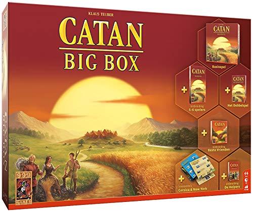 Catan Big Box 2019