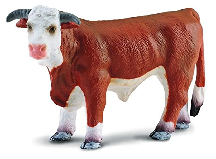 Collecta Hereford Bull
