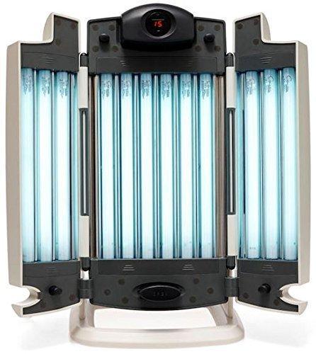La lampe de bronzage Solarium UV visage-cou-décolleté de Face Tanning